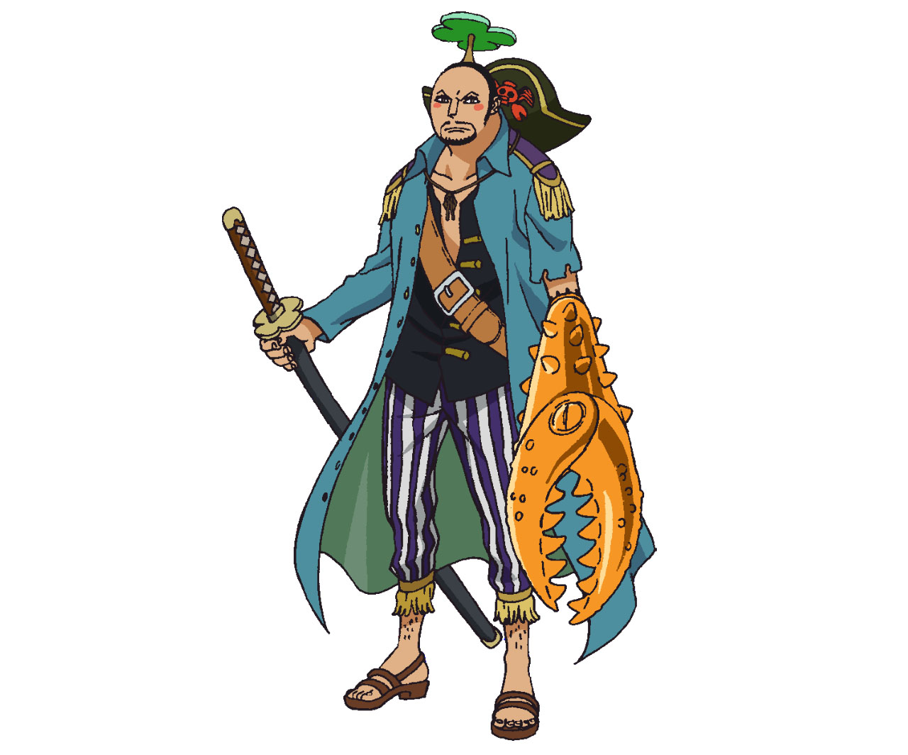 https://one-piece.com/assets/images/anime/character/data/Gyro/img.jpg