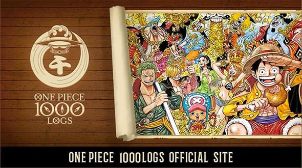 ONE PIECE 1000LOGS OFFICIAL SITE